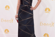 Debra Messing Evening Dress