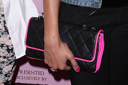Vanessa Simmons Quilted Clutch