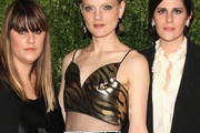Guinevere Van Seenus Crop Top