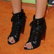 Victoria Justice Shoes - Lace Up Boots