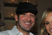 Tony Romo Newsboy Cap