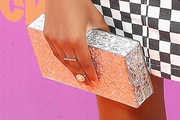 Riele Downs Box Clutch