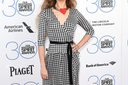 Joanna Newsom Wrap Dress