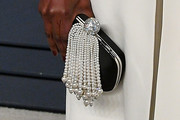 Danai Gurira Beaded Clutch