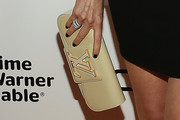 Carol Alt Leather Clutch