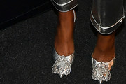 Nafessa Williams Evening Pumps