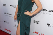 Sophie Simmons Evening Dress