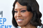 Regina King Short Wavy Cut