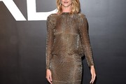 Rosie Huntington-Whiteley Mini Dress