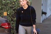 Chloe Grace Moretz Crewneck Sweater