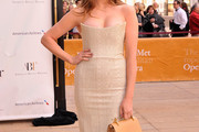 Robyn Lawley Strapless Dress