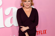 Bette Midler Fitted Blouse