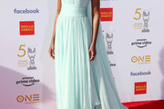 Kiki Layne Strapless Dress
