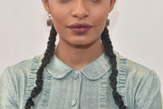 Yara Shahidi Long Pigtails