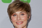 Clare Bowen Short Emo Cut
