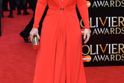 Kimberley Walsh Evening Dress
