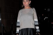 Chloe Green Sweatshirt