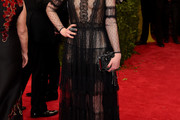Imogen Poots Evening Dress