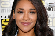 Candice Patton Medium Wavy Cut