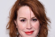 Molly Ringwald Messy Cut