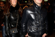 Yolanthe Cabau Van Kasbergen Leather Jacket