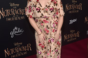 Melissa Joan Hart Wrap Dress