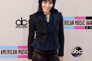 Joan Jett Cropped Jacket