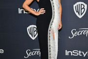 Molly Sims One Shoulder Dress