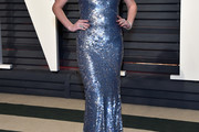 Kate Upton Sequin Dress