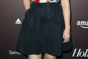 Amber Tamblyn Mini Skirt
