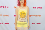 Hayley Williams Mini Dress