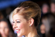 Gracie Gold French Twist