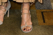 Bellamy Young Lace-Up Heels