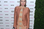 Zoe Lister Jones Fitted Jacket
