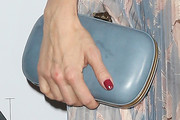 Sienna Miller Hard Case Clutch