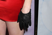 Alessandra Torresani Leather Gloves