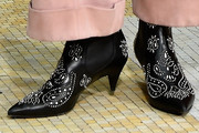 Florence Welch Studded Boots