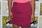 Melissa Fumero Mini Skirt