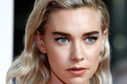 Vanessa Kirby Medium Wavy Cut