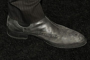 Sebastian Stan Leather Slip On Shoes