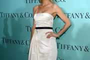 Carolyn Murphy Strapless Dress