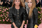 Mary-Kate Olsen Leather Jacket