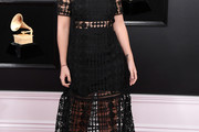 Alessia Cara Sheer Dress