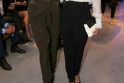Perrey Reeves High-Waisted Pants