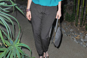 Sharon Lawrence Print Pants