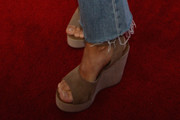 Lori Loughlin Wedges