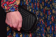 Alexis Bledel Quilted Clutch