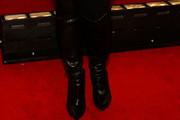 Charice Pempengco Knee High Boots