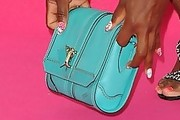 Serena Williams Leather Clutch