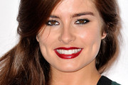 Rachel Shenton Half Up Half Down